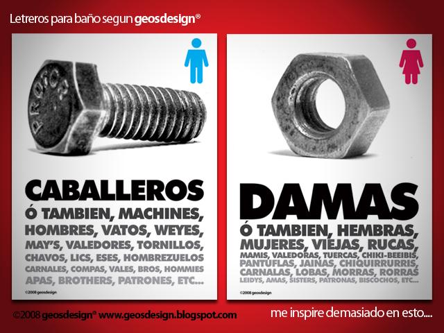 Imagenes De Letreros Baños:letrero bano soriana http emmalva wordpress com 2012 10 18 letreros