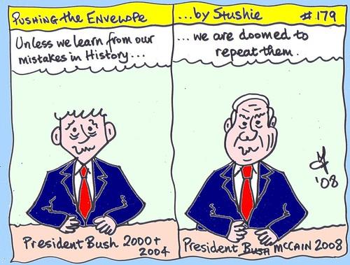 McCain is History