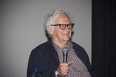 Grey Gardens director, Albert Maysles (loftcinema) Tags: greygardens albertmaysles essentialcinema theloftcinema
