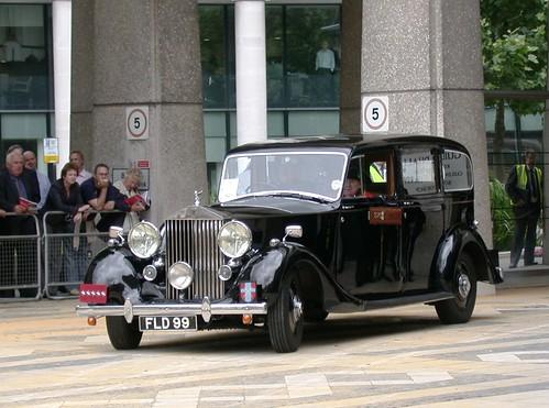 025-1 1938 Rolls Royce Wraith