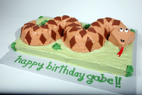 Gabe's cake