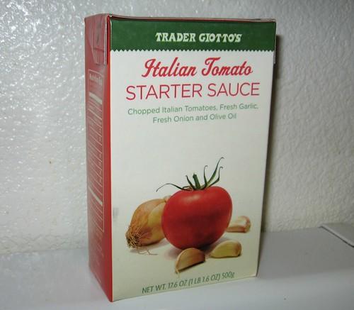 Italian Tomato Starter Sauce