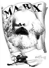 MARX, Karl (Morales de los Ros) Tags: writers caricaturas philosophers caricatures escritores filsofos