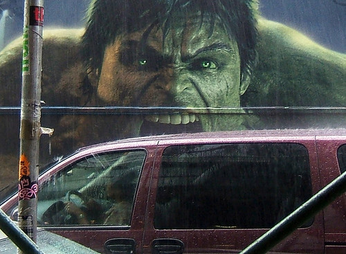 Road Rage (Ever Drive in NYC?)