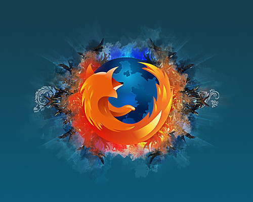 Firefox Wallpaper 32