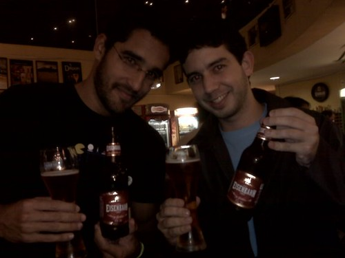 Dulcetti e Rafael no Tortula