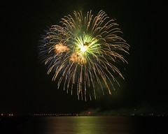 Fourth of July Fireworks Display... by Doug Langham