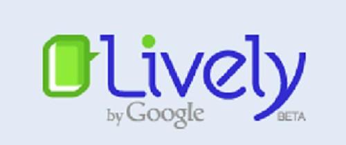 Google Lively LOGO