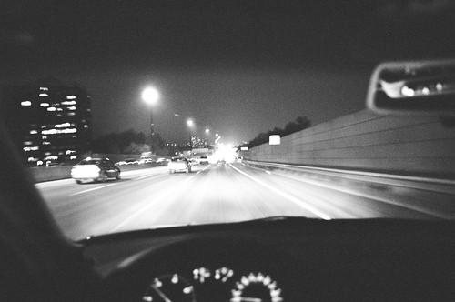 DVP at Night