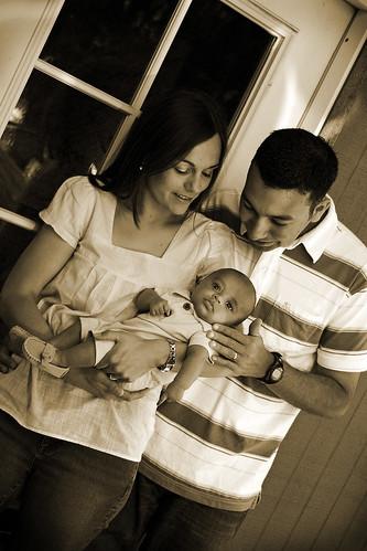 Checo, Annie, & Samuel