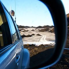 glacier track (nanna lind) Tags: windows window square island iceland sq sland islande gluggi jkull gracier gluggar vonarskar gsavtn brarbunga