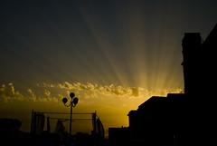 "tramonto sulla terrazza (Marco Mattana ""desmobts"") Tags: tramonto cagliari terrazza casteddu desmobts bastionestremy marcomattana fotografinewitaliangeneration"