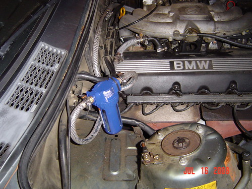 Bmw E46 Oil Catch Can How To BMW CCV Oil Separator Delete Using Oil
