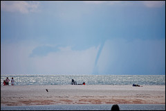 Waterspout!