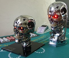 T-800 (FelMarWETA) Tags: skull day head replica stan terminator judgement winston prop t2 endo t800 endoskeleton endoskull