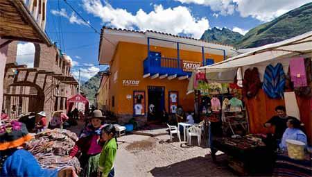 Peru in 3D