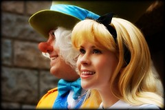 Alice & Mad Hatter Ver. 2 (SDG-Pictures) Tags: california costumes fun happy costume alice disneyland joy dressup happiness disney entertainment characters southerncalifornia orangecounty anaheim magical enjoyment themepark madhatter picnik fantasyland aliceinwonderland roles role employees entertaining roleplaying disneylandresort disneycharacters secondversion magicmakers disneythemeparks disneylandcastmembers makingmagic disneycast may52008 themeparkfun takenbystepheng rolesmagical