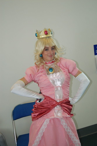 Comic Con 2008: Princess Peach