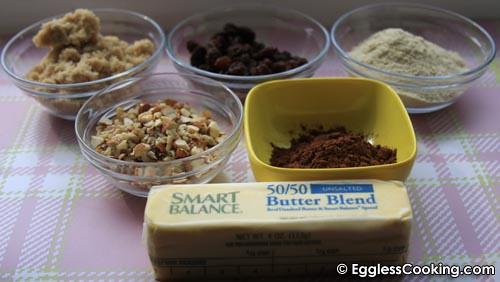 Italian Cookies Ingredients