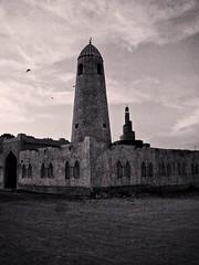 Re-Edited /   (| Rashid AlKuwari | Qatar) Tags: old arabic arabia arabian souq masjid doha qatar rashid wagif soug qtr waqif  alkuwari lkuwari tjanen3