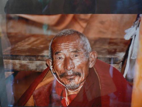 Le vieux tibetain - Hélène Soldaini