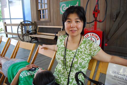 296-Chunlin Nat'l Auto Museum Headphones