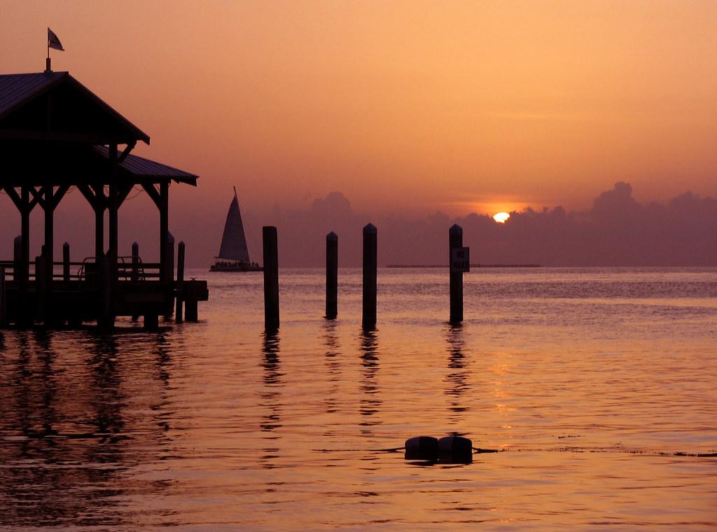 Sunset Key near Key West