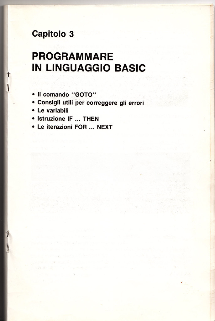 linguaggio basic