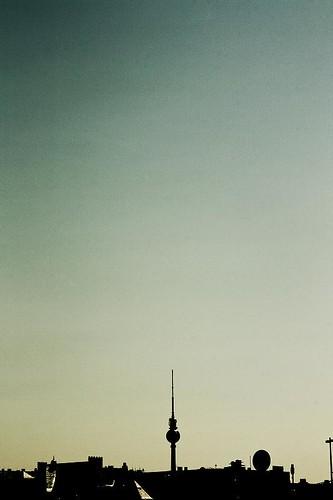 Berlin Silhouette