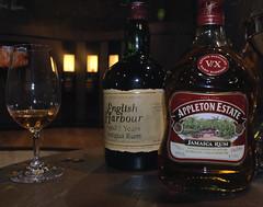 Rum Tasting and More at Vinopolis