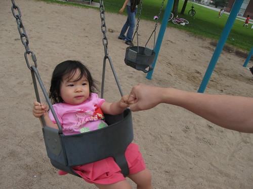 Stellar at the park