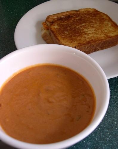 Gypsy Cafe Westwood Tomato Soup Recipe