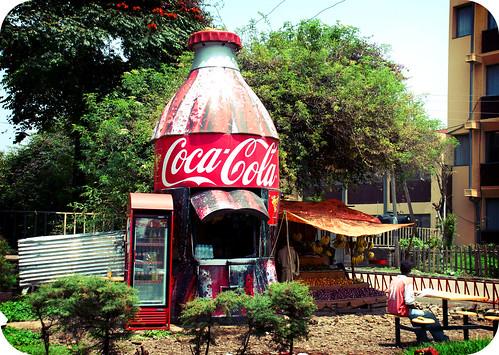 The Coke Side of Life