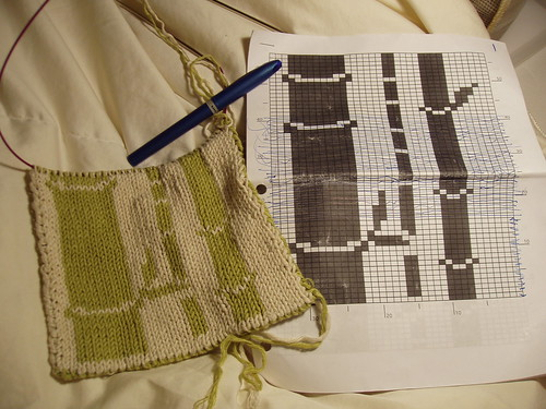 Chart and Fabric