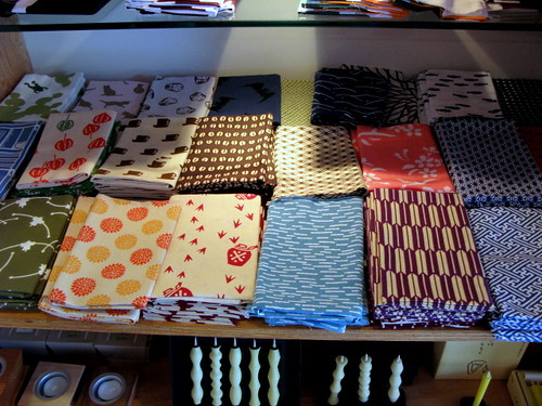 Japanese Textiles at Tortoise on Abbott-Kinney in Venice Beach