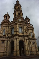 Templo de San Antonio en Aguascalientes