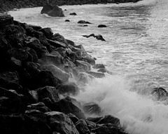 Waves crash (thisiszach) Tags: ocean sanfrancisco morning sunset sea blackandwhite white black nature water rock landscape coast rocks estonia waves open power shoreline rocky highcontrast wave spray coastal foam goldengate coastline breakers seashore wavy chrissyfield breaker saltwater spraying foaming breaking crashing splashing splashes blackwhitephotos