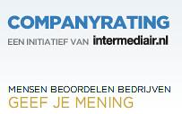 CompanyRating van Intermediair