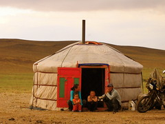 Together (The Wandering Angel) Tags: travel family choir togetherness desert culture adventure mongolia quotes desolate gobi nomads ger