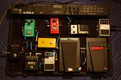 (dominic bartolini) Tags: boss distortion rat delay guitar pedals clone pedalboard wah fuzz phaser morley stompbox skb phase90 wahwah mxr guitareffects byoc chrous tubescreamer ps46 dd3 greenringer stratoblaster proco tu2 ratpedal pedalbaord