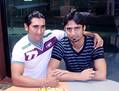 Junaid & Me (Imran Khan - Always Pakistan First) Tags: friends pakistan party cute love fashion cake wonderful fun photography salad cool peace sweet innocent smiles grand super honest kfc excellent rocking lovely pure nuggets lahore enjoyment bestfriends salmiya farwaniya sialkot kaifan mangaf chciken imrankhan laughters junaidbutt neikapura naveedmughal darogawala junaidsbirthday sohailbutt rizwanchaudhary