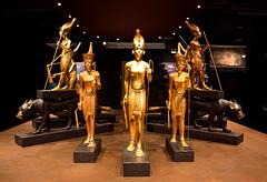 Tutanchamun Ausstellung (lauren.g) Tags: museum kingtut egypt exhibition egyptian tut artifacts tutankhamen tutankhamun tutanchamun tutankhaman