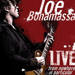 Joe Bonamassa - Live From Nowhere In Particular (CD)