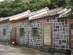北28縣道上的傳統建築