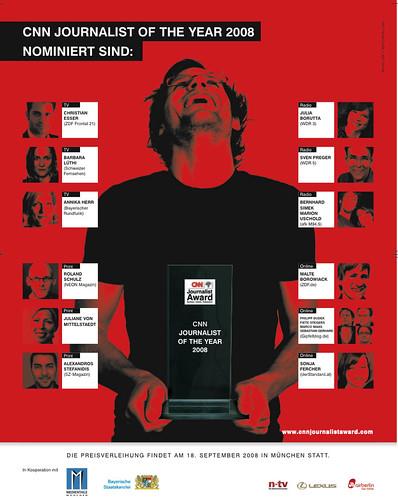 CNN-Nachwuchsjournalisten-Award