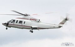 N397U (PHLAIRLINE.COM) Tags: plane aviation flight airline planes trenton bizjet s76c ttn sikorsy canalair n397u trentonmercerairport