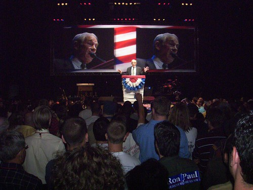Ron Paul at the Rally for the Republic (19)