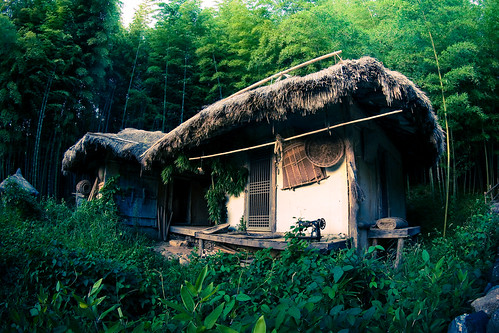 DamYang Bamboo forest - 전설의고향집?