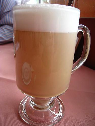 Latte @ Valentino