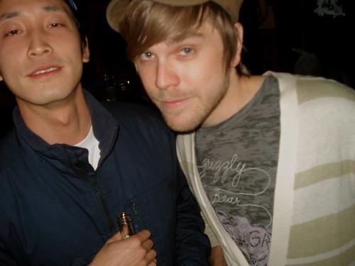 Kenji & I